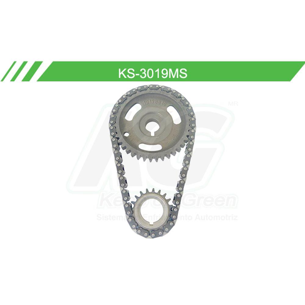 Kit Distribucin Cadena Para Pontiac Sunfire 1995 2002 Kg Ks 3019ms Timing Belt For Undefined