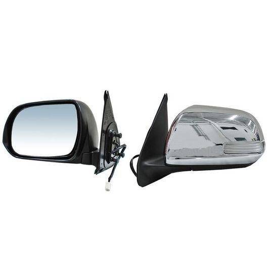 12-15 Cristal Del Espejo Lateral T300 Lado Derecho para Chevrolet Aveo